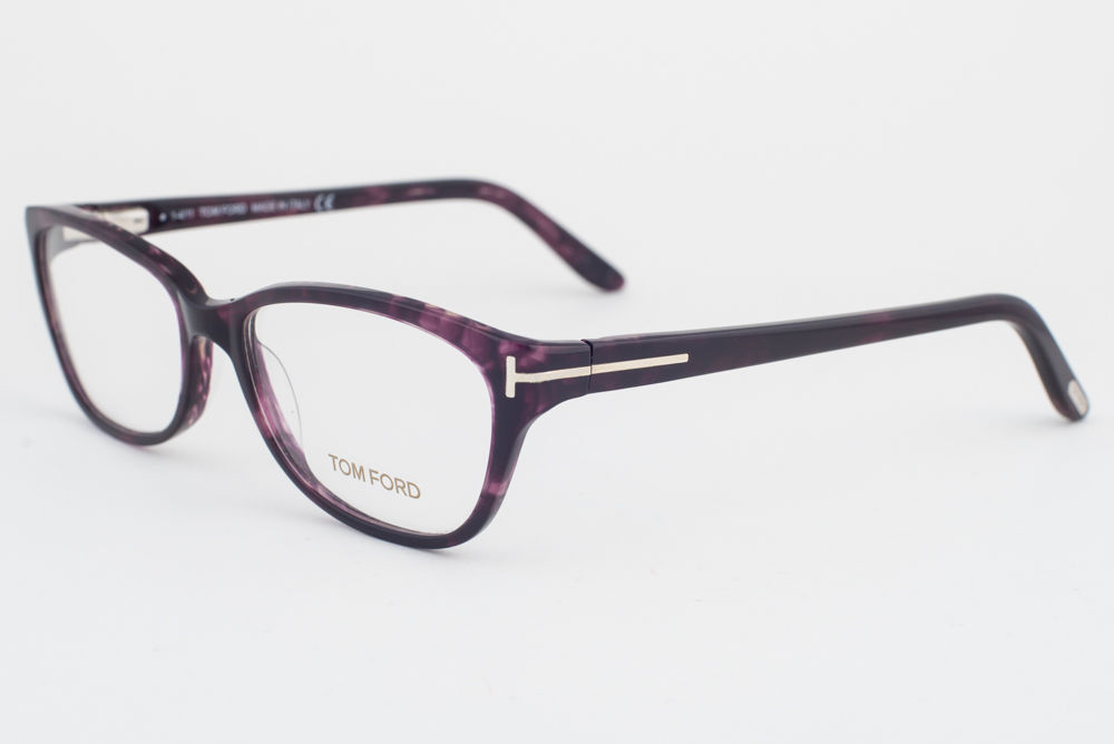 8ed77299d2 Tom Ford 5142 083 Purple Tortoise Eyeglasses and 50 similar items. S l1600