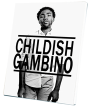 "Childish Gambino   8""x12"" (20cm/30cm) Canvas Print   - $20.00"