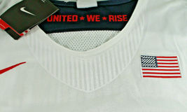 KOBE BRYANT / NBA HALL OF FAME / AUTOGRAPHED TEAM USA PRO STYLE JERSEY / COA image 6