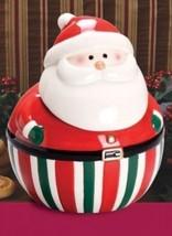 Gibson Santa's Delight Snack Jar - $26.56