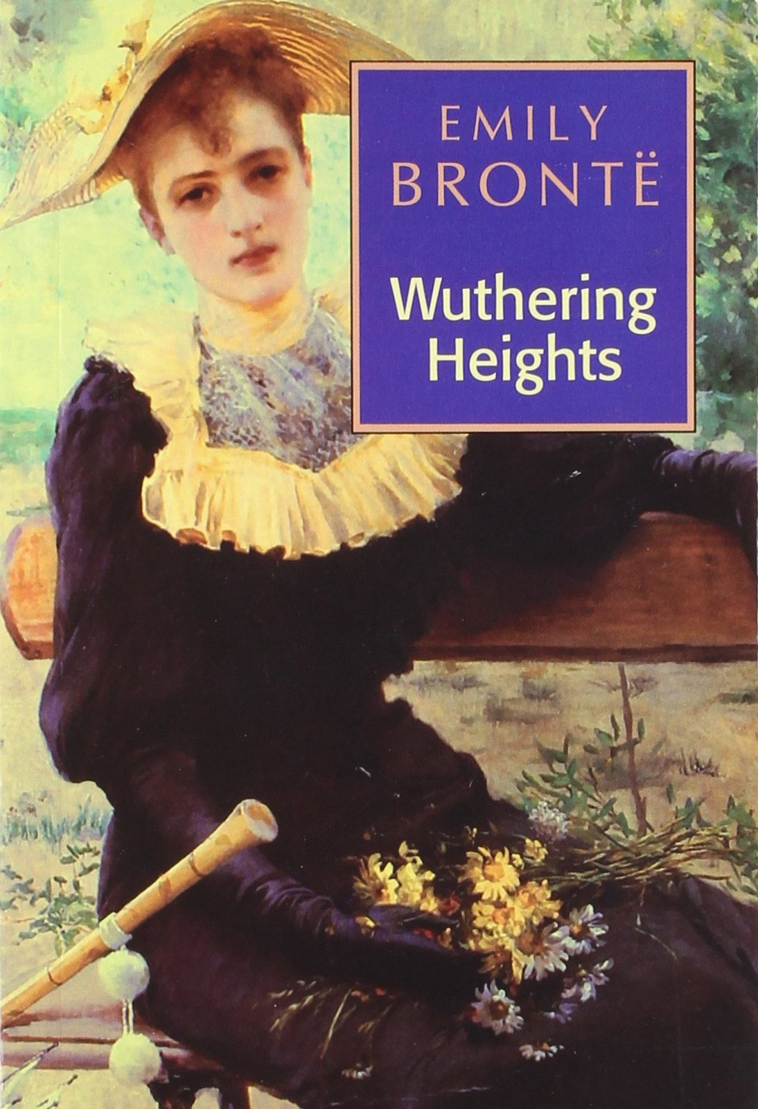 """wuthering heights emily bronte 2 Wuthering heights by emily bront  wuthering heights  """"wuthering"""" being a significant provincial adjective,."""