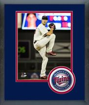 Taylor Rogers 2016 Minnesota Twins -11x14 Team Logo Matted/Framed Photo  - $43.55