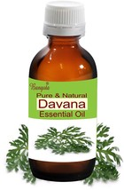Davana Pure Natural Essential Oil- 5 ml to 250 ml Artemisia pallens by B... - $25.03+