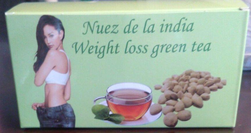 weight loss indian tea