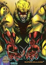 Marvel Universe 1994 #115 - Sabretooth - $0.69