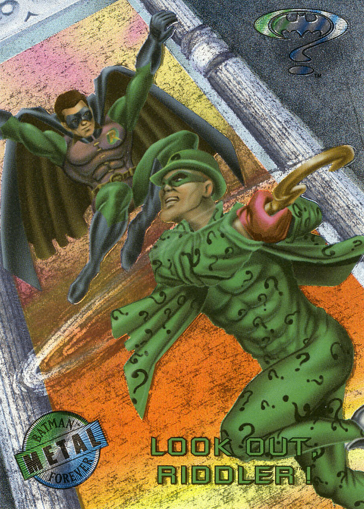 Batman Forever Metal #77 - Look Out Riddler!