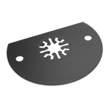 Woodworking Tool 1Pc 80mm Universal HSS Semicircular Oscillating Saw Bl... - $177,71 MXN