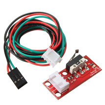 Mechanical End Stop Endstop 300V 2A Limit Switch+Cable for CNC 3D Print... - $10.35
