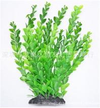 Aquarium Artificial Aquatic Grass Plants Fish Tank Ornament Plant Decora... - $260,96 MXN