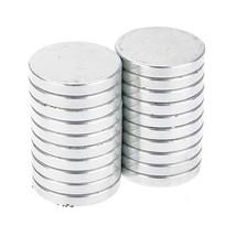 20pcs 20 x 3mm Circular Disc Neodymium Rare Earth Magnets Craft Models P... - $304,79 MXN