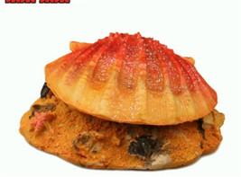 Aquarium Artificial Shell Hill Rock Mountain Fish Tank Ornament Plant De... - $354,41 MXN
