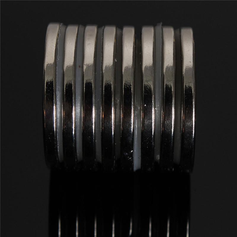 10Pcs N52 Super Strong Disc Round 30mm x 3 mm Rare Earth Neodymium Magnets