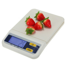 3Kg/0.5g Digital LCD Kitchen Fool Diet Postal Scale Electronic Wight Bal... - $25.74