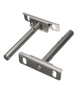 2Pair Iron Silver Concealed Shelf Hidden Support Brackets Floating Iron ... - $28.73