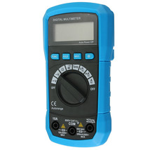 Digital Auto Measurement LCD Back Light Multimeter With Temperature Test   - $36.79