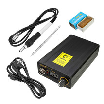 Digital Soldering Iron Station Temperature Controller + EU Plug Temperat... - $722,00 MXN
