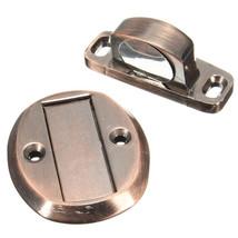 Copper Magnetic Door Holder Stopper Doorstop Door Stop Wall Mounted Safe... - $229,84 MXN