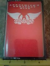 Aerosmith - Greatest Hits cassette old school rare authentic original - $13.99