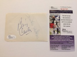BING CORSBY SIGNED CUT SIGNATURE JSA COA AUTOGRAPH HOLIDAY INN GOING MY WAY - $199.00