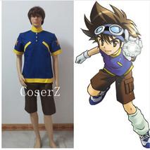 Digimon Adventure Digital Monster Yagami Taichi Cosplay Costume - $79.00