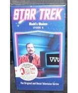 Star Trek MUDD'S WOMEN Episode 4 VHS Tape NEW! SEALED! 1993 - $9.96