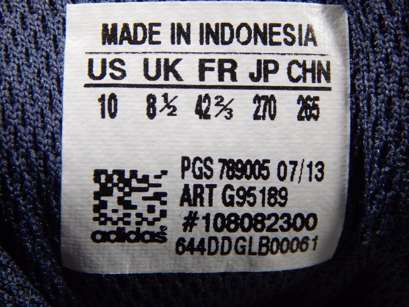 Adidas Essential Star 2 Women's Running Shoes Size US 10 M (B) EU 42/ 2/3 G95189