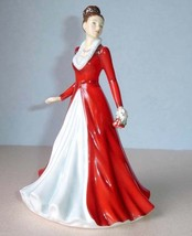 Royal Doulton JINGLE BELLS Pretty Ladies Petite Songs of Christmas Figur... - $73.90