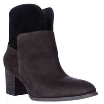 Nine West Dale Pull On Ankle Boots, Dark Brown/Dark Brown - $63.99