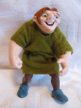 Vintage Burger King Toy-Hunch Back Of Notre Dame-Quasimodo-Vinyl & Cloth... - $7.65