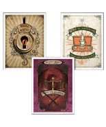 Fantastic beasts and where to find them art print set 1 thumbtall
