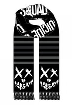 Suicide Squad Jacquard Scarf - $19.44