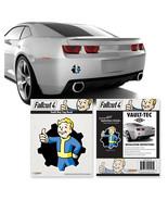 Fallout Vault Boy Cog Vinyl Decal - $9.88+