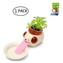 Watering Animal Planter,Self Watering Planter Drinking Animal Tongue,Cut... - $15.13 CAD