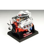 Chevy Big Block L89 Tri-Power Turbo Jet 427 Engine Model 1/6 Diecast Rep... - $64.06