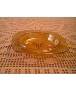 """Floragold """"Louisa"""" Round Butter Bottom - $5.00"""