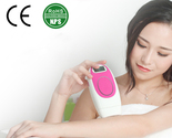Portable IPL Hair Removal Device - Permanent Laser Hair Removal for Use at Home