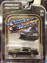 Greenlight 1977 Smokey and the Bandit 1 Trans Am Diecast Car 1:64  - $14.99