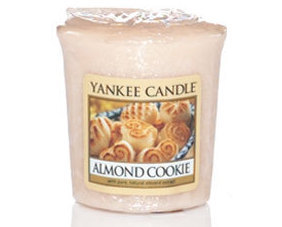 Yankee Candle Almond Cookie Scent Votive Home Decor 4