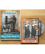 Wing Chun Wooden Dummy DVD and Book set - $54.99