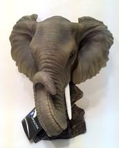 Elephant Figurine DWK World of Wonders Poly Res... - $64.34