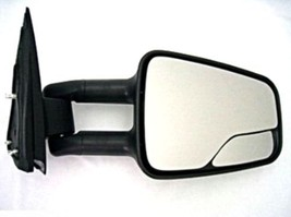 Fits 00-06 Escalade Suburban Right Pass Mirror Manual Telescopic Tow WithSpotter - $68.95