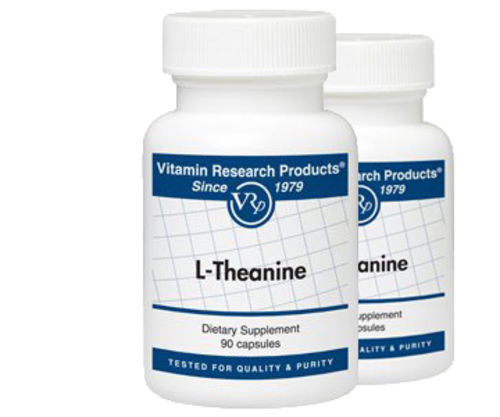 L-Theanine 2 Pack!! by Vitamin Research Products