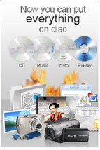 Express Burn Plus Edition CD Disc Burning Softw... - $59.95