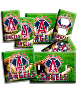 ANAHEIM ANGELS BASEBALL MLB TEAM LOGO LIGHT SWI... - $7.99 - $17.59
