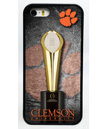 CLEMSON TIGERS CHAMPS FOOTBALL PHONE CASE FOR iPHONE 7 6S 6 6 PLUS 5C 5 ... - $14.97