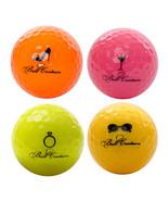 Fashionable Golf Balls for Women (4) (FOUR GOLF BALLS) - $18.95