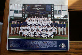 Older 2006 Milwaukee Brewers Team Photo Picture Fan Appreciation Photogr... - $9.99