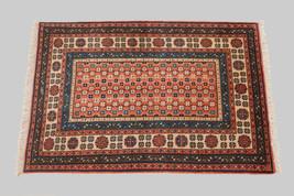 Persian Ardebil Handknotted Rug 159x108cm - $700.00