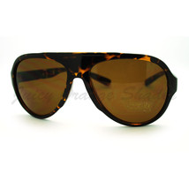 Racer Aviator Sunglasses Unisex Retro Sporty Fashion Shades - $6.95