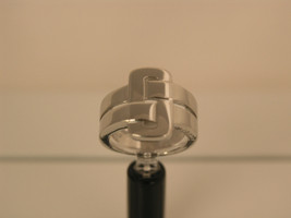 Ring Cacharel simple articulated (CAR291), Sterling Silver 0,925 - £44.66 GBP
